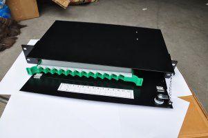 高质量ABS合金料熔纤盘 12芯一体化熔纤盘