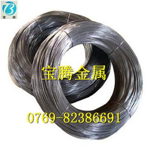 供应高回弹力60si2mn弹簧钢丝 高硬度油淬火弹簧钢丝