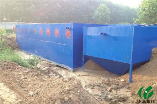 小型养猪场污水处理设施