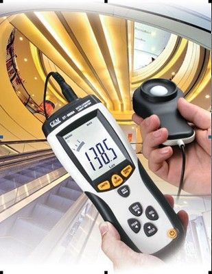 DT-8809专业照度计+VICTOR胜利仪器