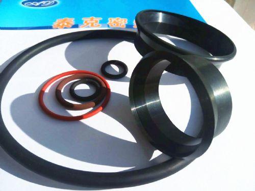 山东O型橡胶密封圈|FKM氟橡胶耐高/低温汽油机油密封圈|