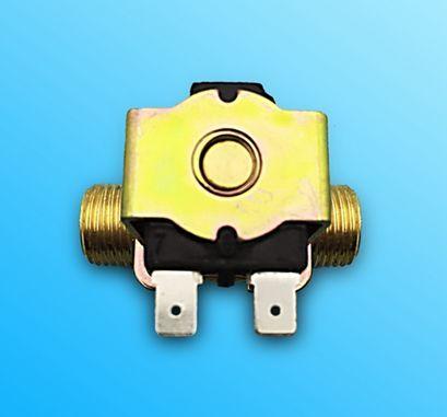 4分自控阀/常闭洗衣机电磁阀 G1/2接口饮水机 开水器电磁阀