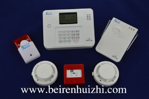 无线消防报警系统产品九小场所专用