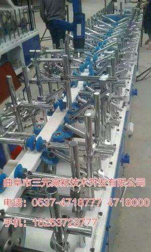 实木皮覆膜机踢脚线覆膜机厂家活动优惠包覆机厂家免费