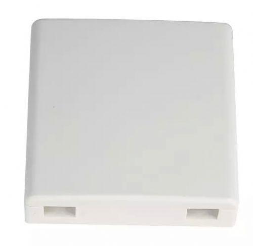 优质ABS合金料光纤桌面盒 多功能光纤面板 86型光纤信息盒