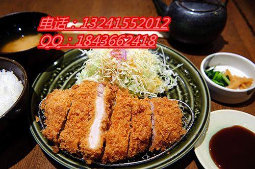 炸猪排那个部位的肉,香酥炸猪排的做法,北京特色小吃培训总部