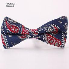 男士腰果花领结欧美时尚绅士领结结婚派对领结领带厂家定制78303