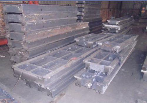 唐山平衡机铸件由高强度铸铁铸造、抗拉力强