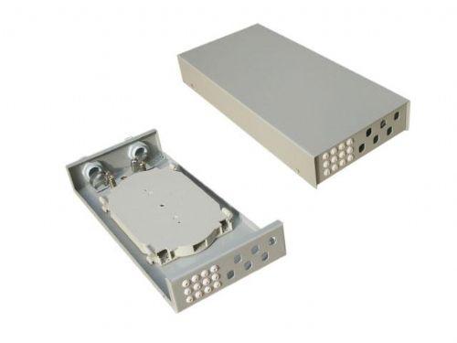 优质冷轧板12芯SC机架式光缆终端盒 光纤终端盒光纤配线架