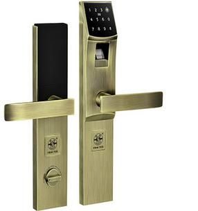 指纹密码锁,不锈钢防盗门锁,酒店锁,汽车门锁