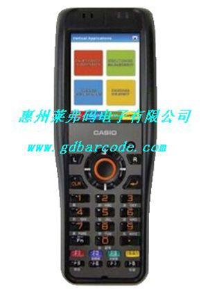 卡西欧CASIO DT-X8-10C经久耐用工业手持终端