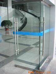 上海安装地弹簧玻璃门维修 办公室玻璃门维修51876265