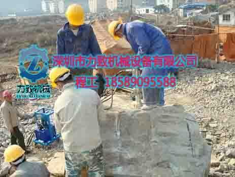 铜矿开采设备取代爆破开采铜矿设备