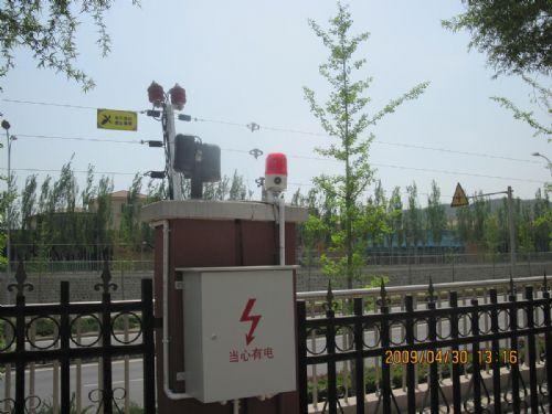 脉冲电子围栏,别墅周界防范报警系统解决方案