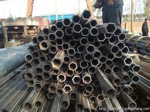 45号冷拔六角钢管厂