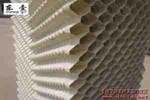 东泰生产玻璃钢填料-塔内填充物