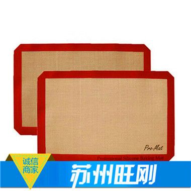 苏州旺刚餐垫制造公司、硅胶烤盘片公司