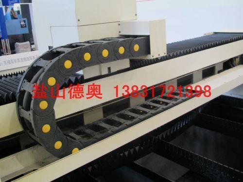 机床设备护线电缆塑料拖链