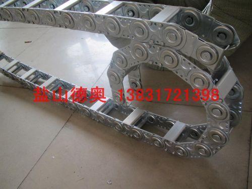 机械水管走线线缆工程钢制拖链