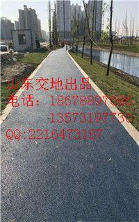 济宁透水地坪施工单位,透水路面