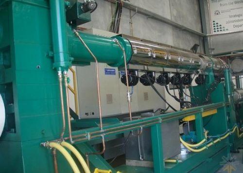 进口一批铝制的灌装加工生产线|旧机电机械设备|海外清关可以么|
