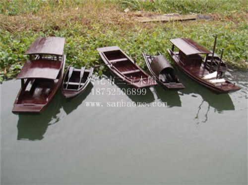 木船 木船制造厂 木船模型