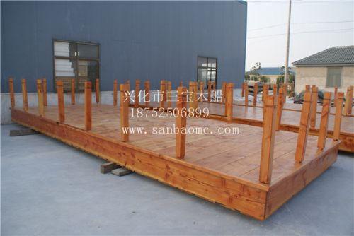 木船制造厂家 木制品