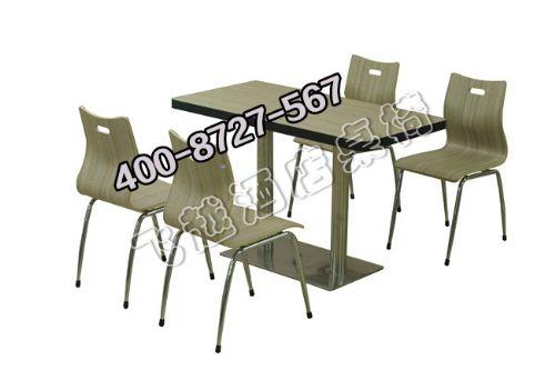 快餐桌椅厂家