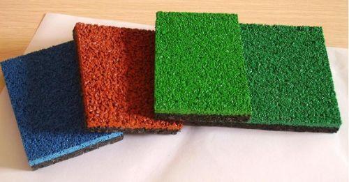 幼儿园常用的塑胶跑道材料