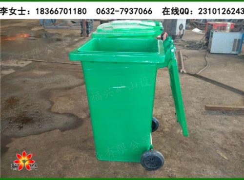 山东枣庄定做各类型铁皮垃圾箱 2立方-30立方