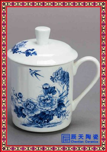 瓷茶杯 日用茶杯 礼品茶杯 会议茶杯 促销茶杯 景德镇茶杯厂