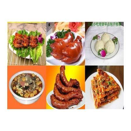 卤菜培训学做卤菜熟食凉拌菜技术来聚味厢