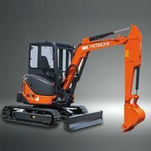 进口小型挖掘机、国产小型挖掘机、合资小型挖掘机品牌