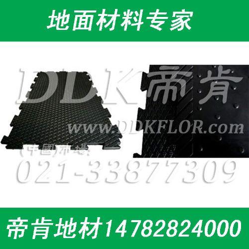 DDK标准型耐油防滑地毯,工厂车间通道防滑pvc地毯