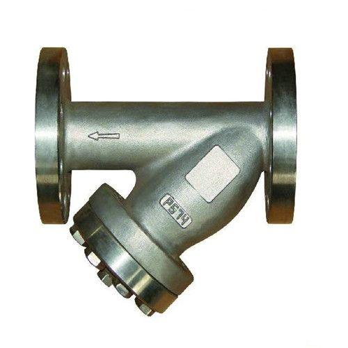 美标不锈钢Y型过滤器GL41W-150LB