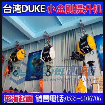 duke小金刚提升机 220v小金刚提升机/保质1年