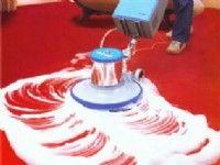 PVC地板清洗與打蠟