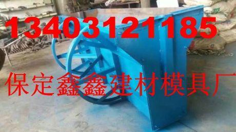 水泥隔离墩钢模具  水泥隔离墩钢模具生产厂商