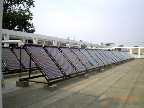 大庆市洗浴太阳能热水工程