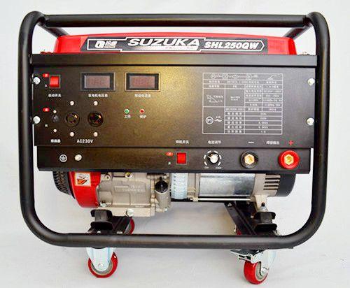 汽油发电电焊两用机