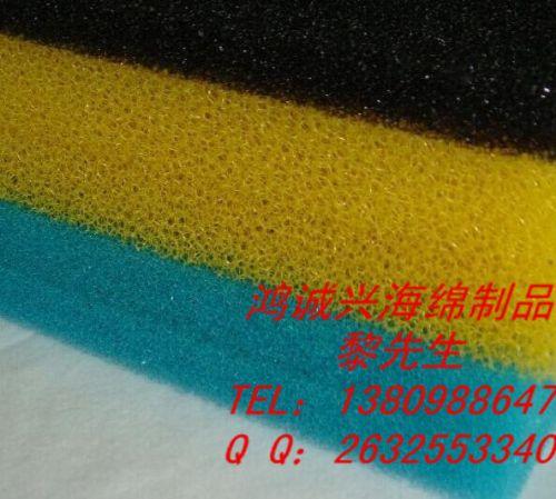 细孔活性炭过滤海绵管