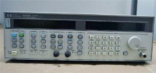 回收N5181A信号发生器回收  模拟信号发生器回收