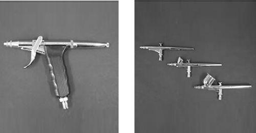 日本扶桑精机(FUSOSEIKI)RICHPEN 喷枪