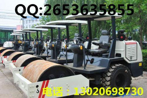 轮胎座驾式压路机 双轮压路机 压路机全国直销