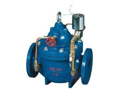 高压水力控制阀