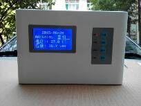 温湿度记录仪GYWSJL-601温湿度报警器温湿度表