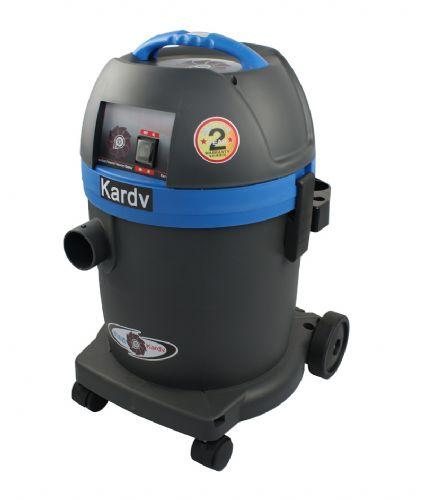 凯德威DL-1032工业吸尘器 吸尘吸水机 小型移动式工业除尘机