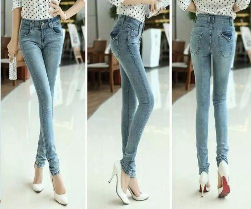 弹力牛仔裤批发牛仔裤便宜低价处理最时尚最好卖的牛仔裤批发