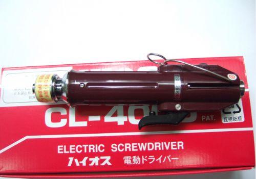 HIOS电动螺丝刀CL-4000
