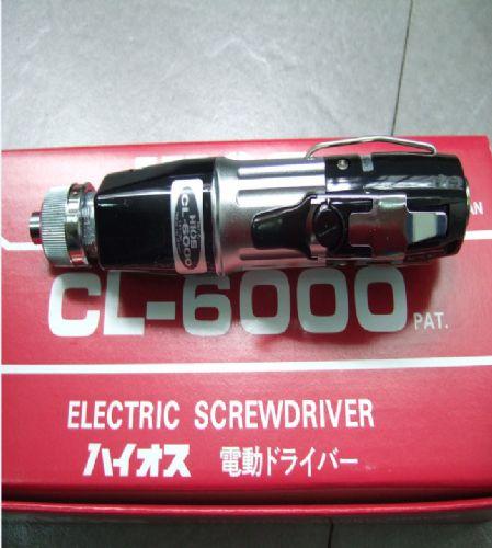 HIOS电动螺丝刀CL-6000
